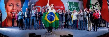 DILMA ROUSSEF É REELEITA PRESIDENTE DO BRASIL